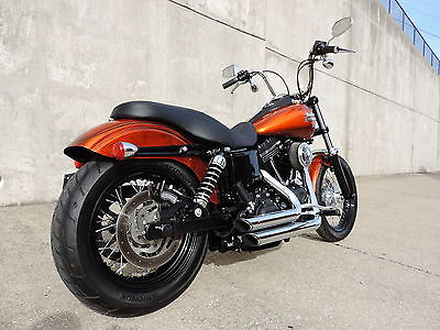 2016 Harley-Davidson Dyna  2016 Harley Davidson Dyna Street Bob Twin Cam 103 Custom Paint! Make An Offer!