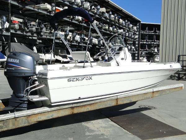2012 Sea Fox 187CC Pro Series