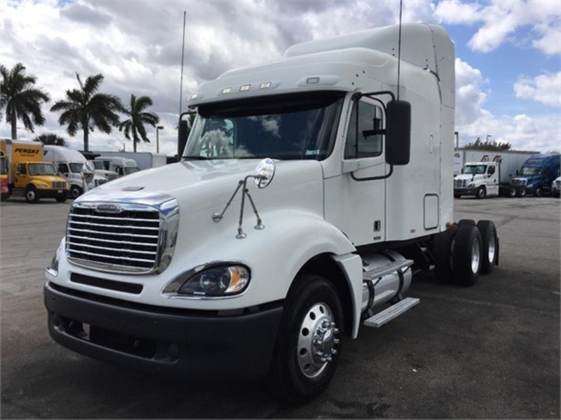 Freightliner columbia midroof cars for sale - 2007 freightliner columbia interior ...