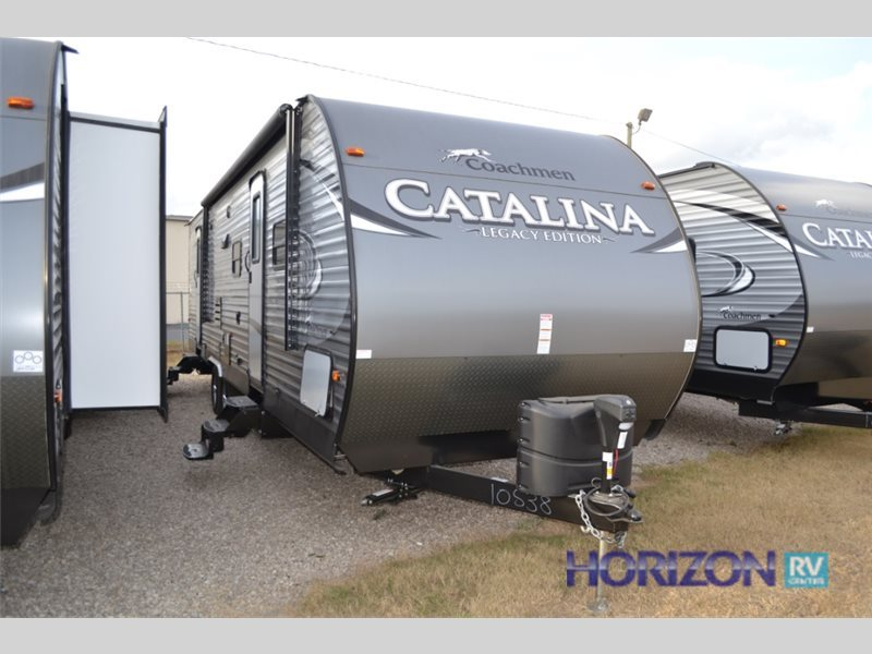 2017 Coachmen Rv Catalina 343QBDS