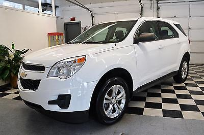 2013 Chevrolet Equinox BEST OFFER 2013 Chevrolet Equinox Certified Rebuildable SUV Repairable Damaged Wrecked
