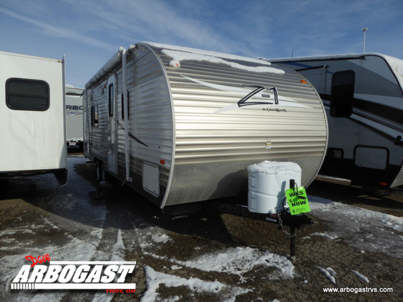 2014 Crossroads Rv Z-1 ZT231FB