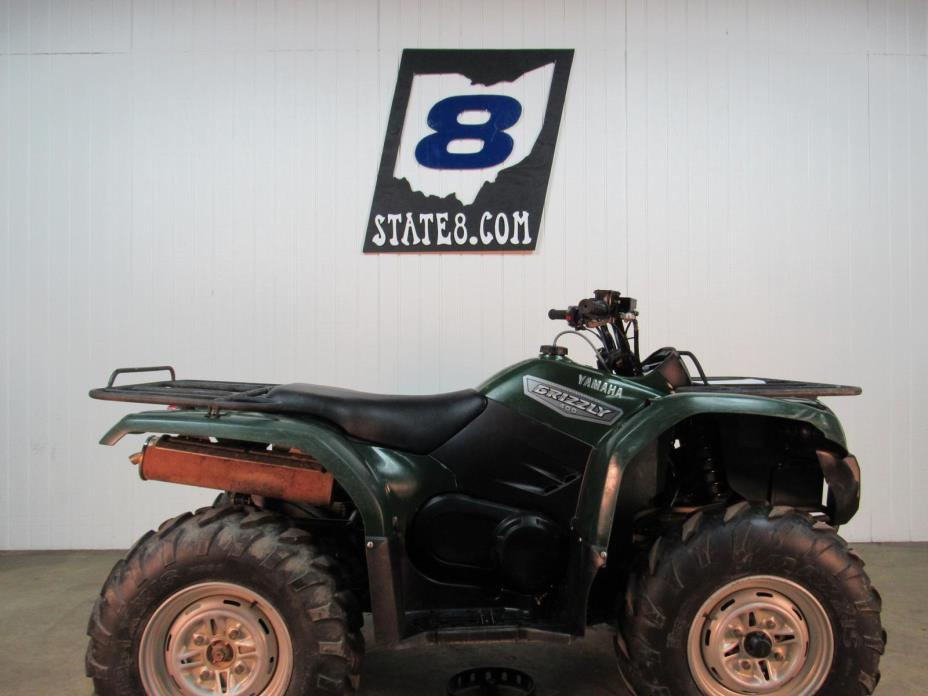 Grizzly 400 vehicles for sale for Yamaha grizzly 400