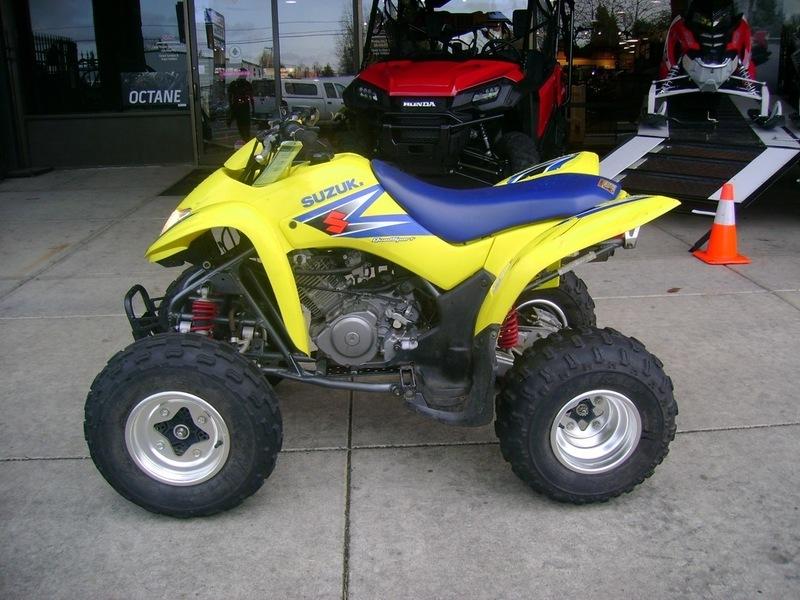 2006 Suzuki Quadsport 250 Motorcycles For Sale
