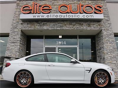 2016 BMW M4 GTS 2016 BMW M4 GTS ONLY 21 DELIVERY MILES Super Rare BEST DEAL IN THE COUNTRY!