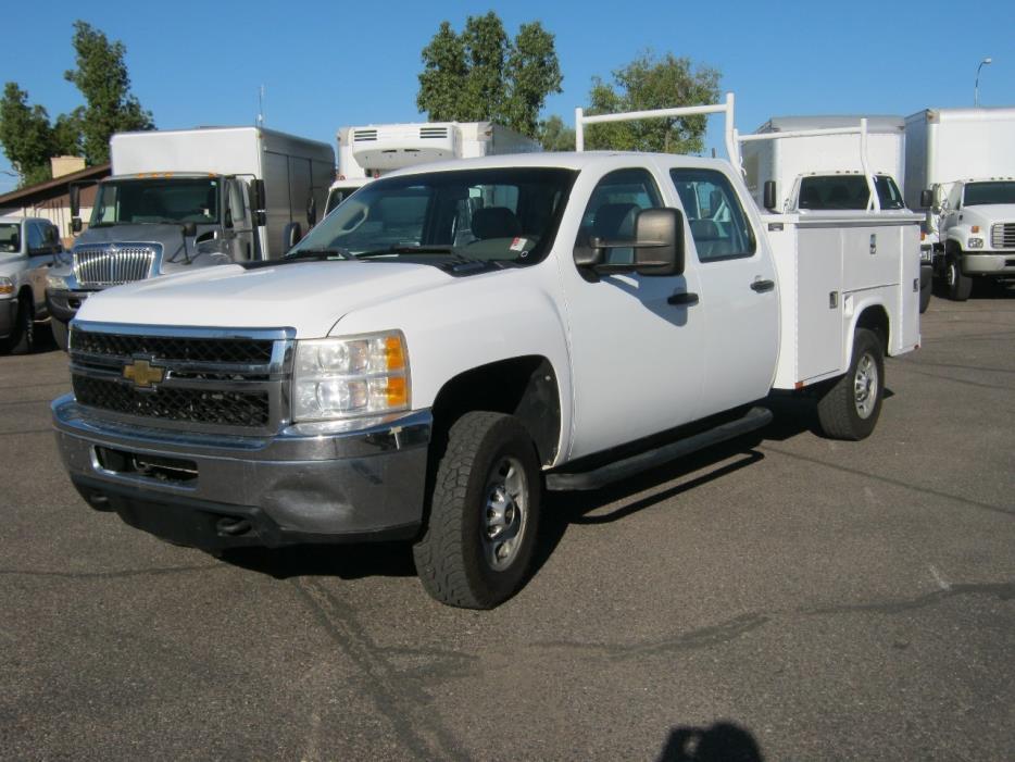 2011 Chevrolet Silverado 2500hd  Contractor Truck