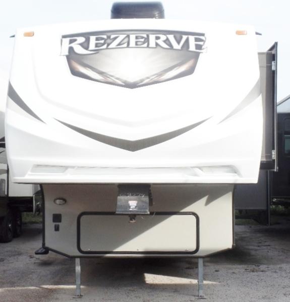2017 Crossroads Rv Rezerve RFZ36DB