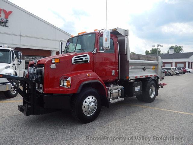 2015 Western Star 4700sb Dump Truck