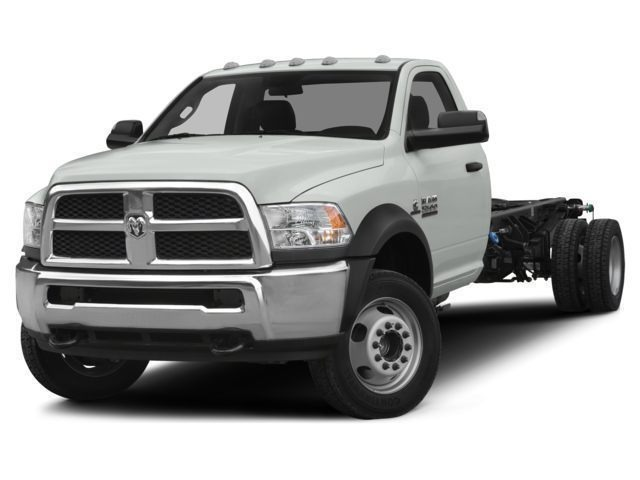 2017 Ram 4500 Chassis  Cab Chassis