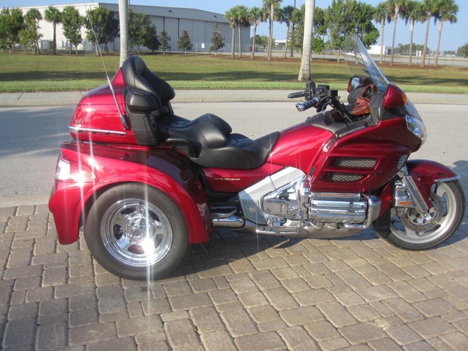 honda goldwing  motorcycles  sale