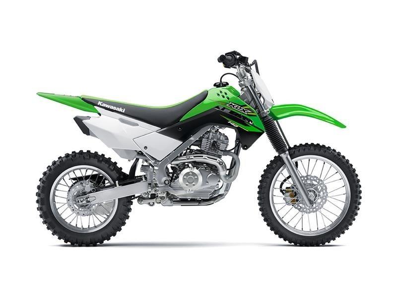 2017 Kawasaki KLX140