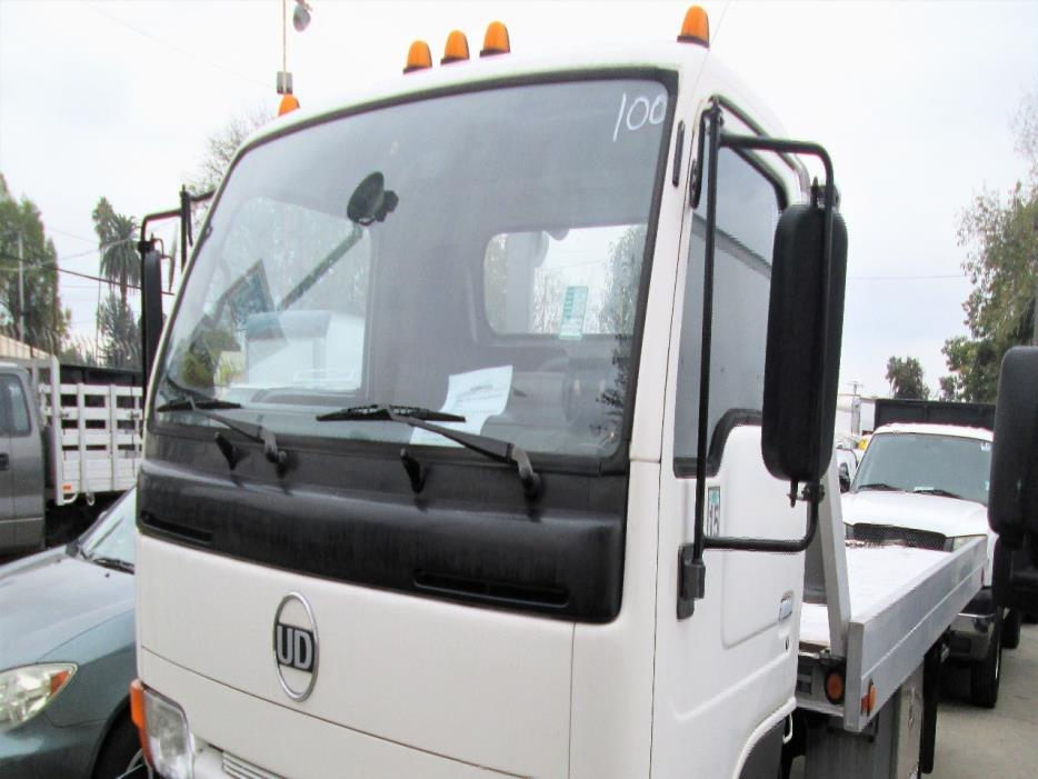 1994 Nissan Ud 1400 Transfer Truck