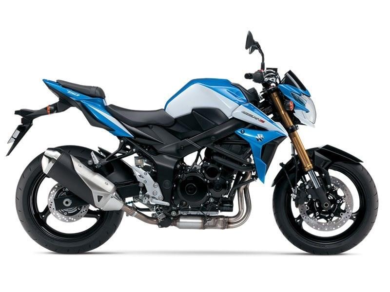 2015 Suzuki Motor Of America Inc. GSX-S750Z