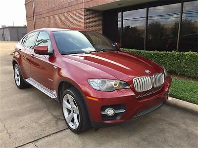 2009 BMW X6 xDrive50i Sport Utility 4-Door 2009 BMW X6 xDrive50i Automatic 4-Door SUV