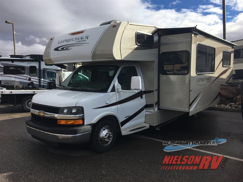 2017 Coachmen Rv Leprechaun 240FS Chevy 4500