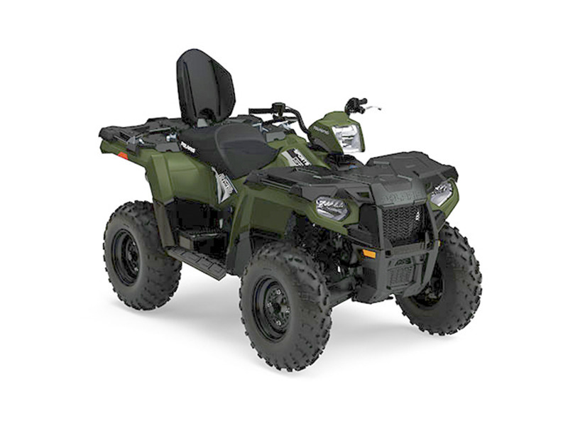 2017 Polaris Sportsman Touring 570 Sage Green