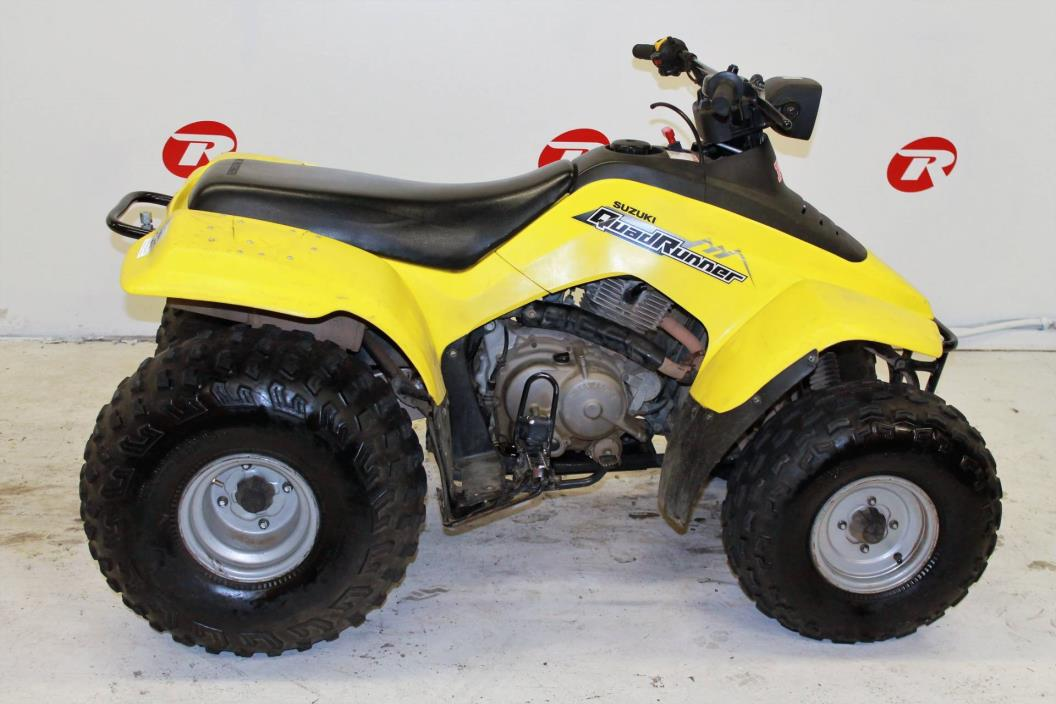 Suzuki Quadrunner 160 Motorcycles For Sale