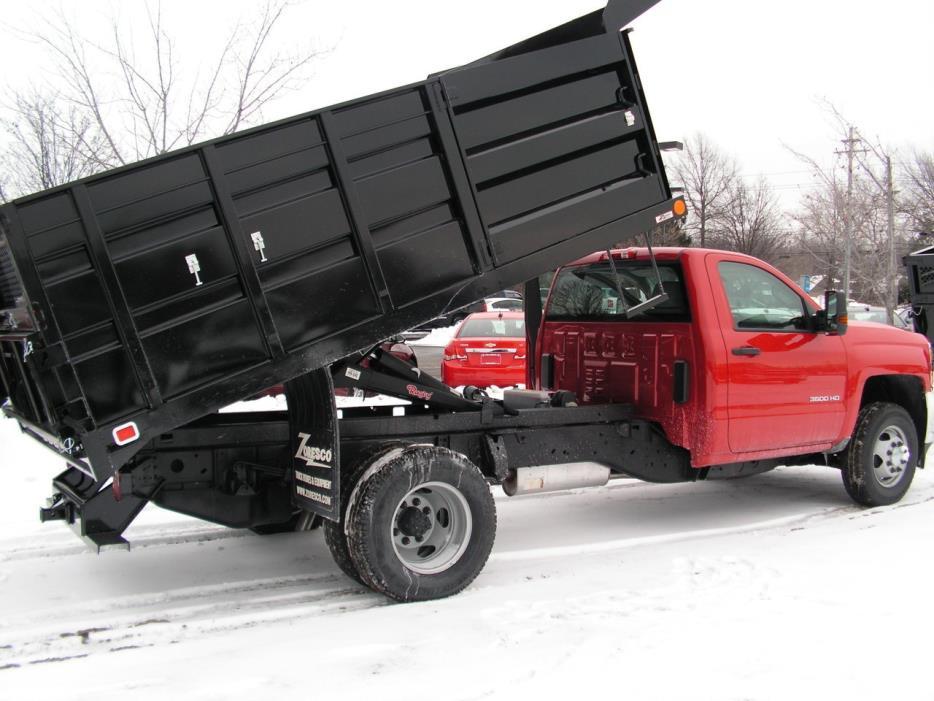 Ram 5500 Dump Truck >> 12ft Dump Trailer Vehicles For Sale