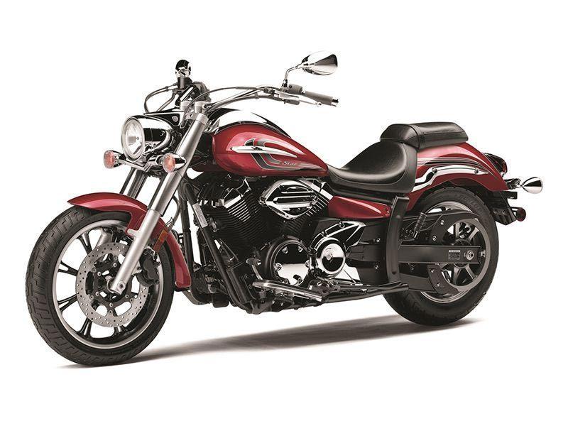 2014 Star Motorcycles V STAR 950