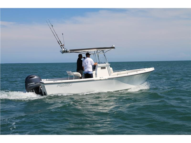 2017 PARKER BOATS 2300 SPECIAL EDITION
