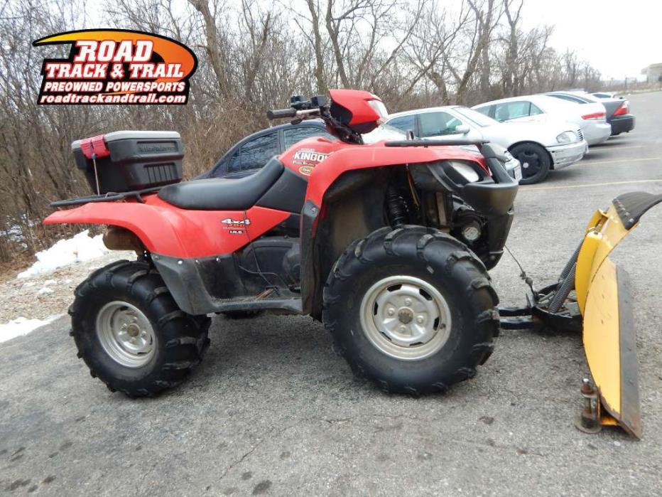 suzuki king quad 700 motorcycles for sale in wisconsin. Black Bedroom Furniture Sets. Home Design Ideas