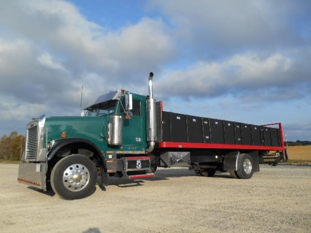 2007 Freightliner Fld120 Classic Flatbed Truck