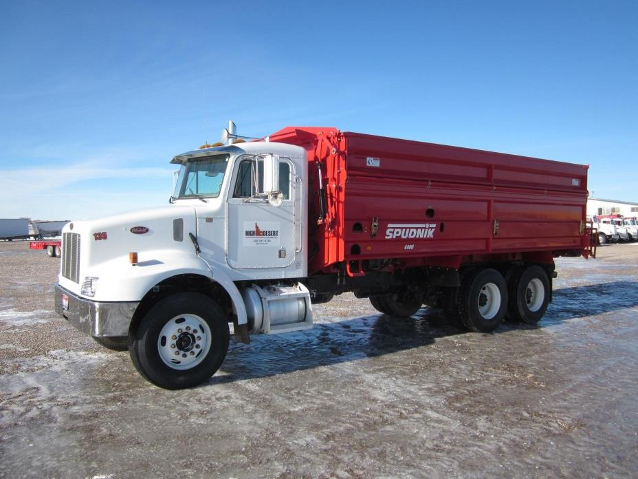 2005 Peterbilt 330  Cab Chassis