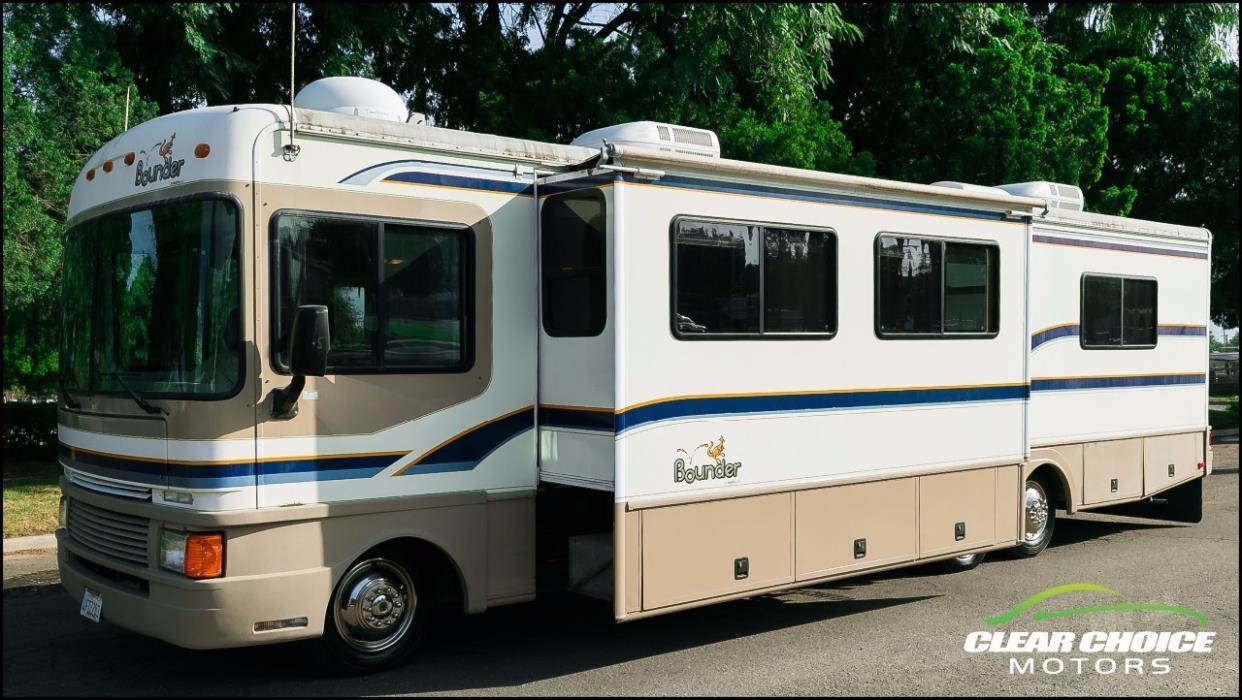 1998 Fleetwood BOUNDER 34V