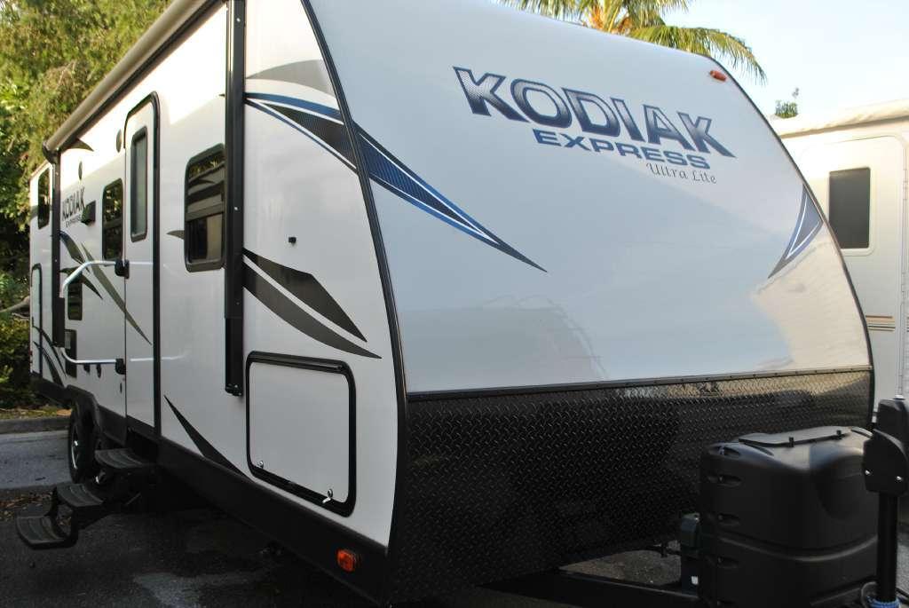 2017 Dutchmen Kodiak Express 255BHSL
