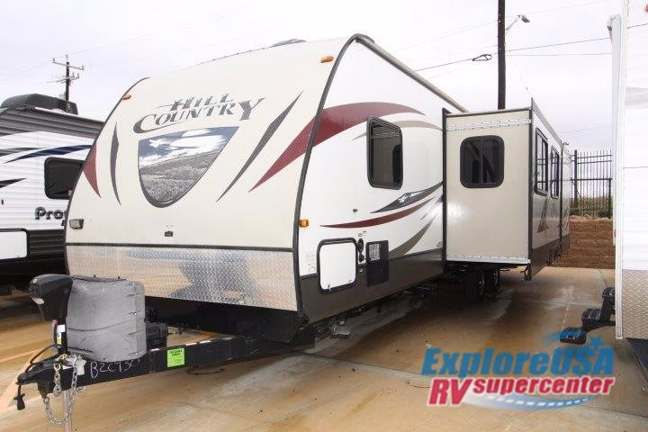 2014 Crossroads Rv Hill Country HCT33BD