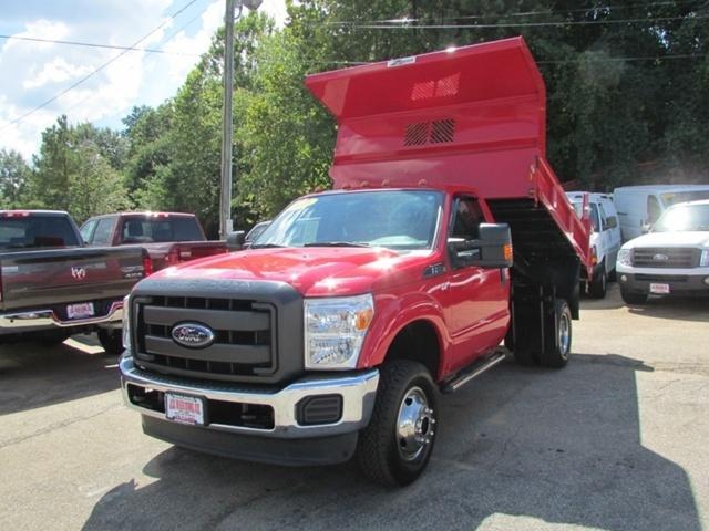 2015 Ford F-350 Dump Truck Dump Truck