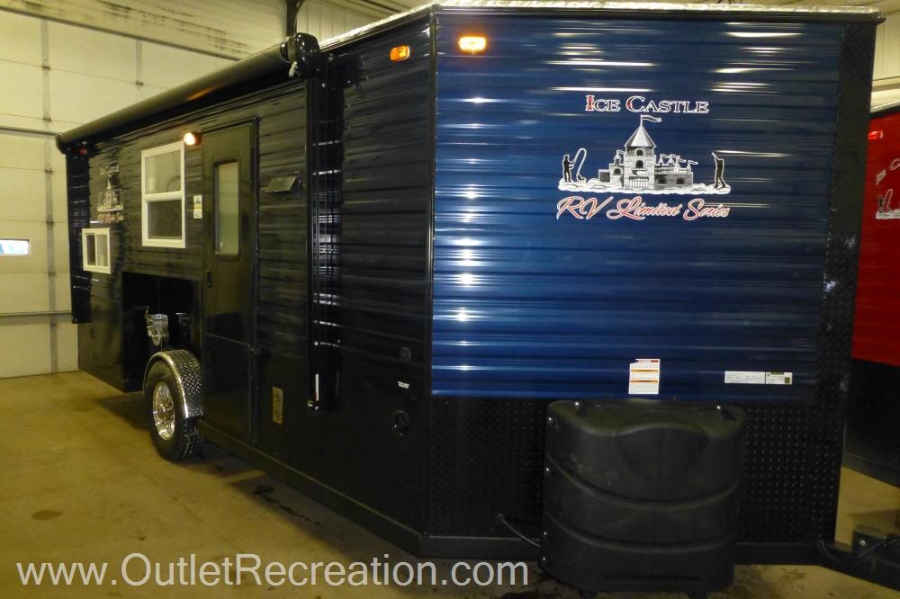 Fish House Rvs For Sale In Clearwater Minnesota
