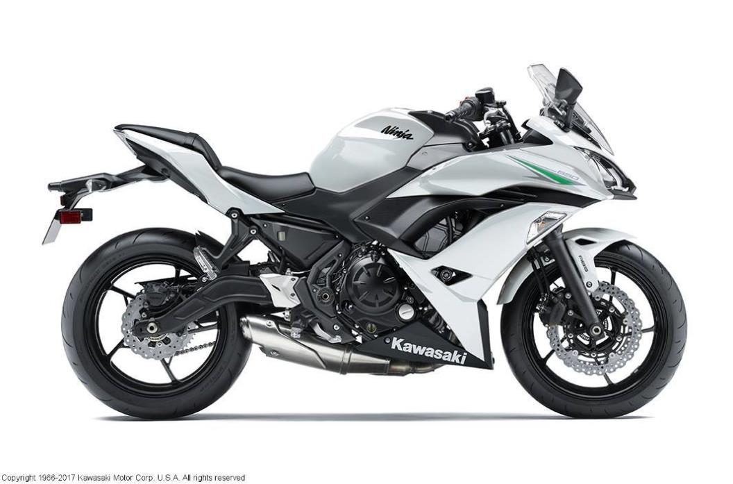 2017 Kawasaki EX650KH