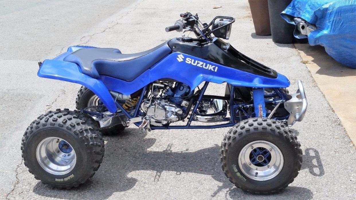 1987 Suzuki GT 550