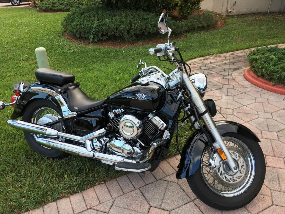 Yamaha 650 motorcycles for sale in tamarac florida for Yamaha motorcycles dealers near me