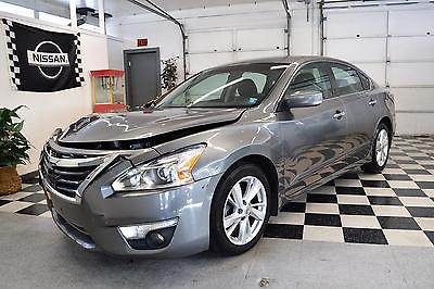 2015 Nissan Altima BEST OFFER '15 Nissan Altima Low Miles Certified Rebuildable Car Repairable Damaged Wrecked