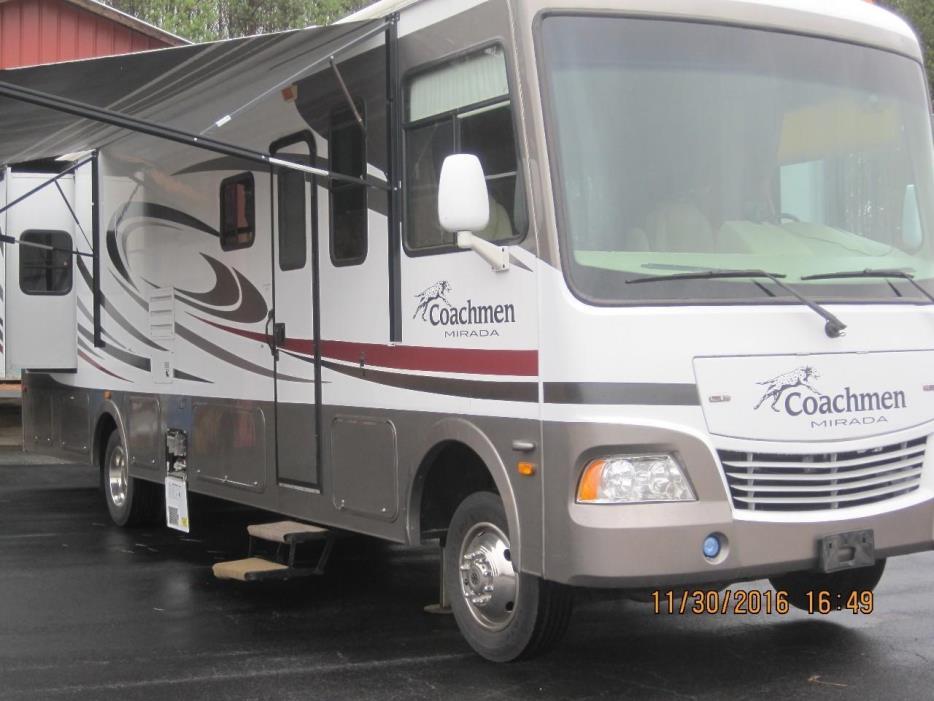 2011 Coachmen MIRADA 32DS