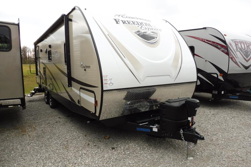 Coachmen Freedom Express 279 Rlds Rvs For Sale