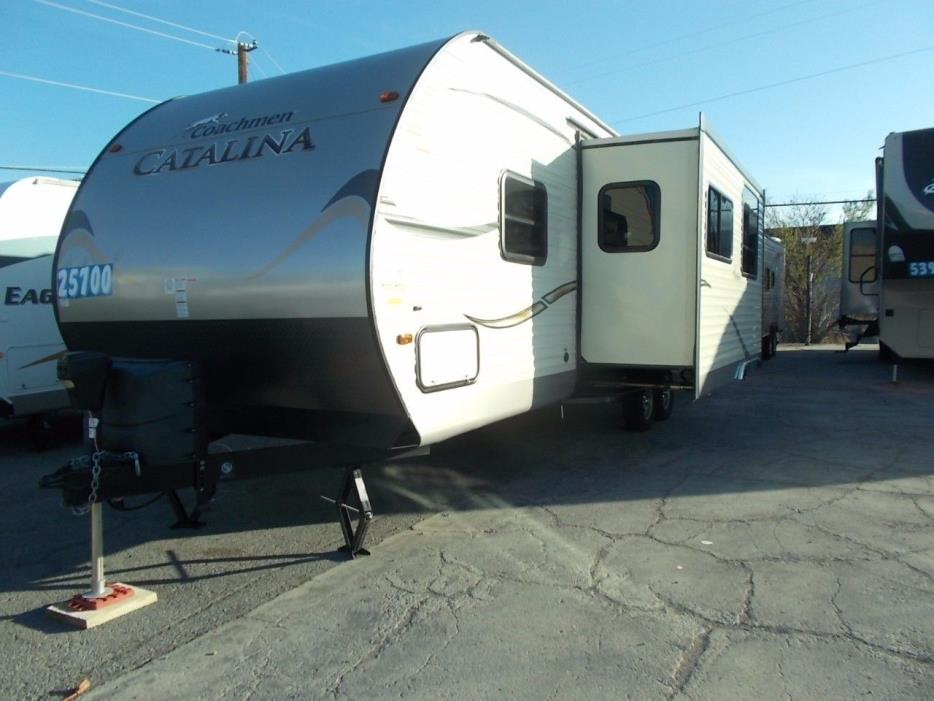 2015 Coachmen CATALINA 293QBCK