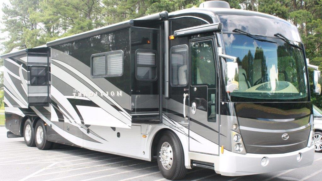 2009 Fleetwood AMERICAN TRADITION 42F