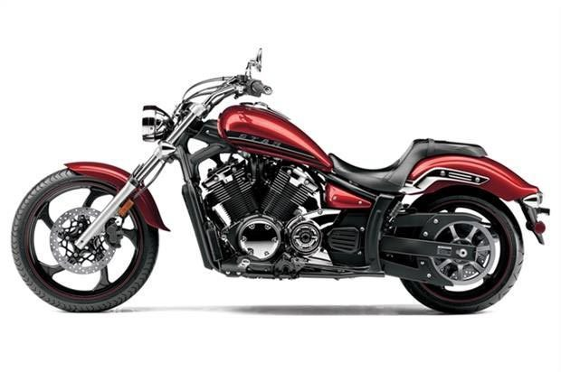 2014 Star Motorcycles STRYKER