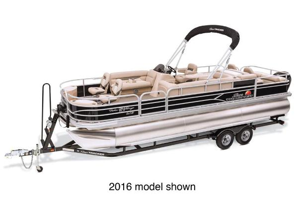 2017 Sun Tracker Fishin' Barge 24 XP3