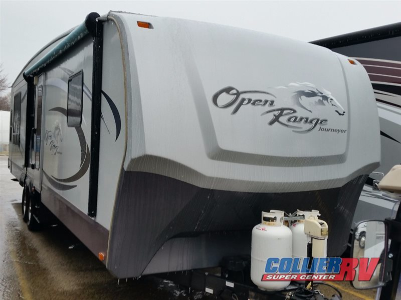 2011 Open Range Rv Journeyer JT337RLS