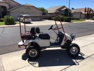 2002 E-Z-Go GOLF CART