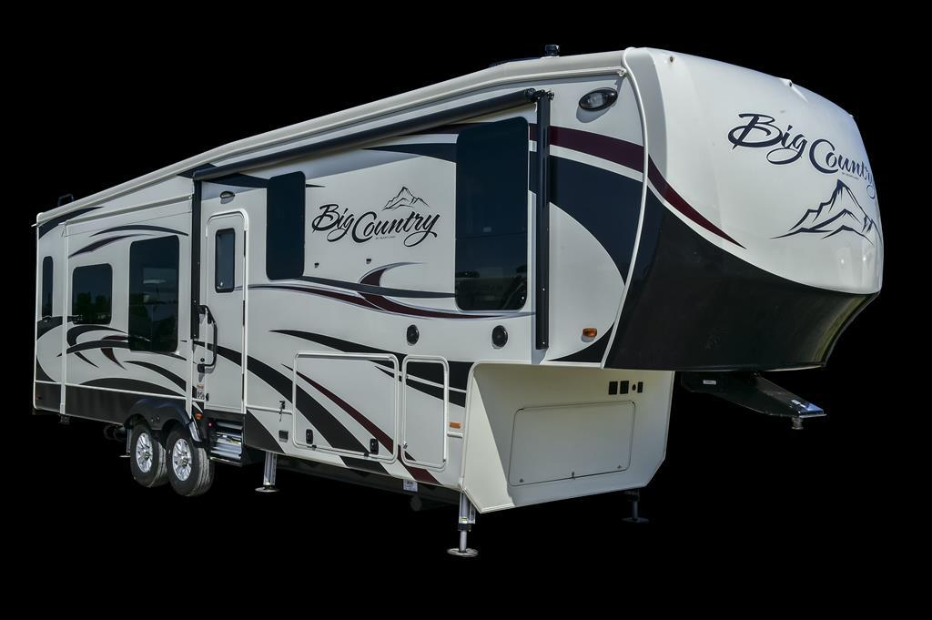 2017 Heartland Rv Big Country 4010RD