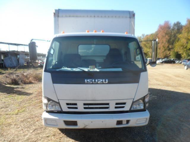 2006 Isuzu Npr Cargo Van