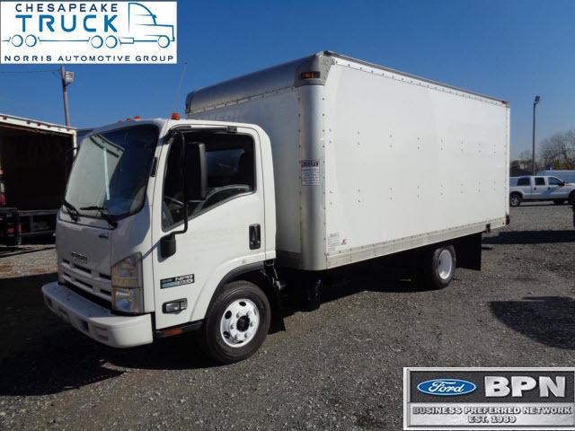 2011 Isuzu Nprhd Box Truck - Straight Truck