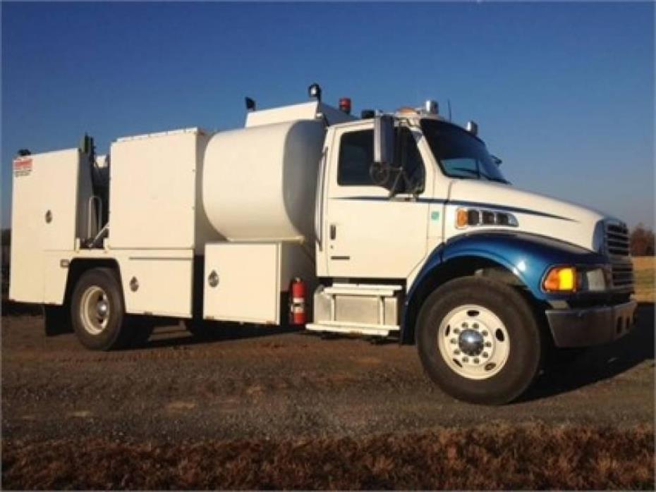 2007 Sterling Acterra Fuel Truck - Lube Truck