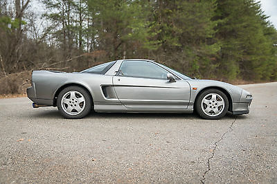 1990 Acura NSX Coupe 1990 honda nsx rhd low mileage