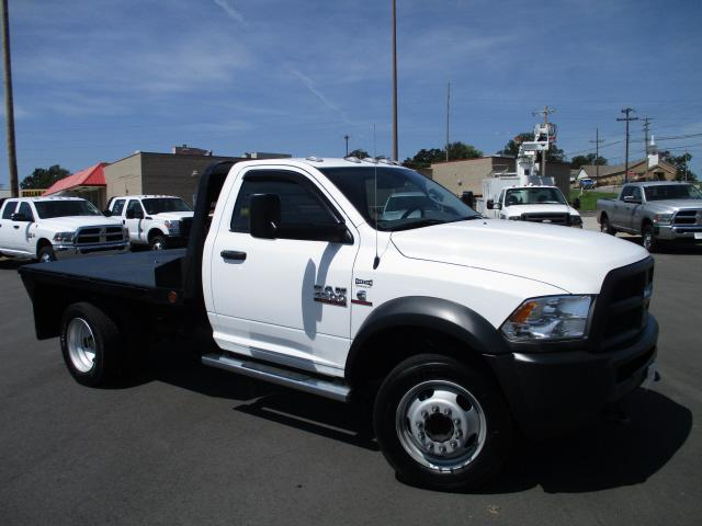 2014 Ram 4500 Hd Chassis  Cab Chassis